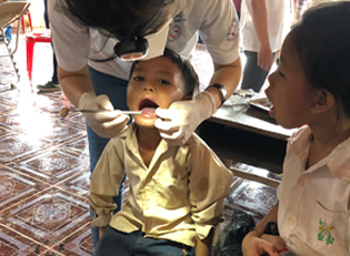 Kambodscha medizinische Hilfe