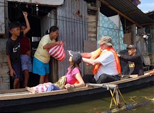 Overflooding Philippines
