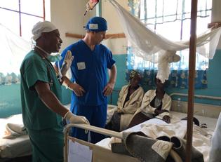 Dr. John Partner DRCongo