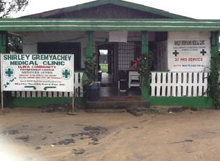 Liberia Klinik