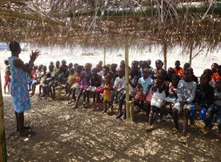 Sierra Leone Schulbildung