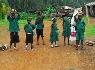 Sierra Leone Kinder