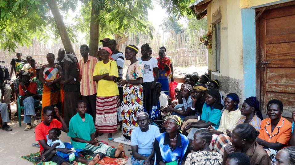 South Sudan Refugees in Uganda