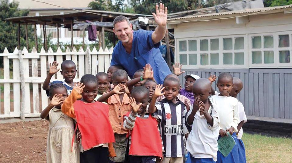 Dr Congo children in orphanage