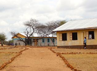 Kenia Landschaft