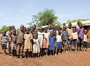 Children of Malawi