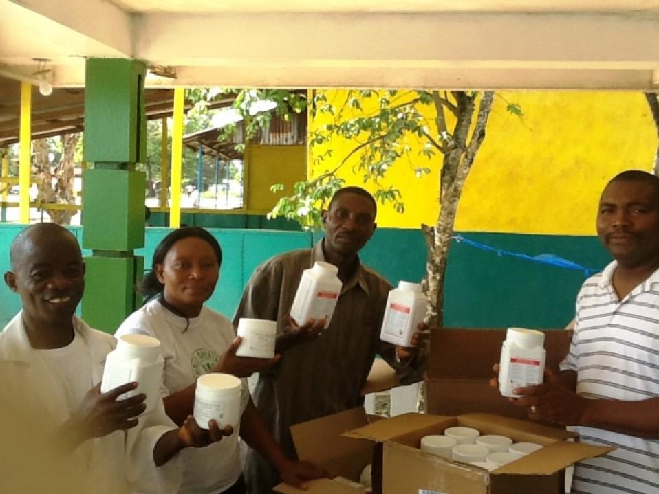 Clinic Monrovia Liberia